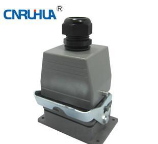 Аутентичные HDC-HEE-048-04D поставок одного пряжки HEE-48 соединитель антипирена прямоугольный 48