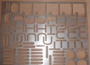 钣金加工 不锈钢激光加工 铝板切割 丝印文字 表面抛光加工;