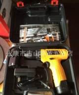 陈博12V锂电充电钻手电钻手枪钻电动螺丝刀 多功能 家用电钻;