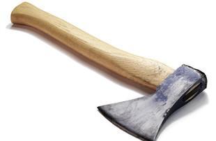 供应木柄加固斧子 锻打斧子 木柄斧 锤斧 多功能斧头;