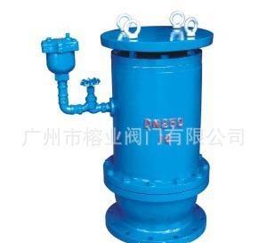 CARX复合式排气阀、上海正安阀门有限公司