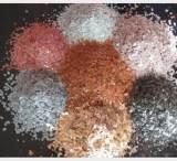 一阳矿业 供应天然彩色岩片云母片多色多规格量大优惠;