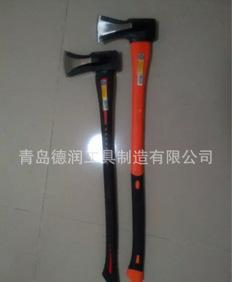 斧子,把斧,AXE,AXE WITH FIBERGLASS HANDLE;