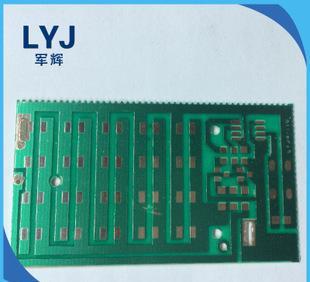 تصميم وتصنيع الصمام جانب واحد لوحات الدوائر الكلور جامدة من جانب واحد على الكمبيوتر