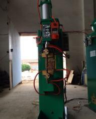 مباشرة مصنعين آلة لحام الغاز ثابتة DNT-40 هوائي آلة لحام البقعة لحام المقاومة تبادل كامل النحاس