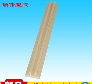 【惊爆】厂家直销优质环保PVC型材 PVC塑料异型材 量大可免费开模;