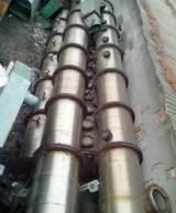 低价转让二手蒸馏设备、江阴出售一批蒸馏塔、蒸馏塔工作原理;
