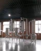 雙效外循環蒸發器;