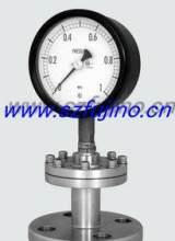 NKS隔膜压力表、日本长野隔膜压力表;