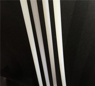 【厂家直供】白色纯尼龙棒 10,改性mc尼龙塑料棒 绝缘耐高温pa6;