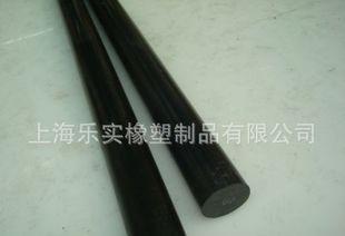 黑色尼龙棒 黑色耐磨棒 黑色塑料圆棒 PA6材质 直径6mm-300mm;