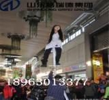 3米超长挤出尼龙棒演出道具专用 白色美女不倒翁塑料棒;