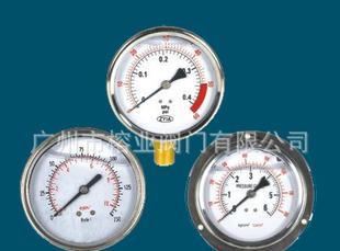 供应YTN-100耐震压力表、防震压力表、油压表、油表