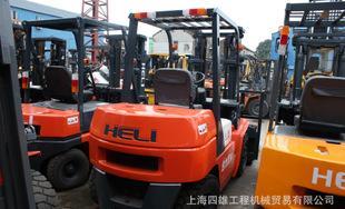 3.5吨合力叉车出售 仓储物流专用3.5吨二手设备叉车转让;
