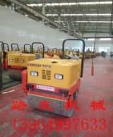 专业生产路面机械 道路1.5吨驾驶式1米轮宽压路机;