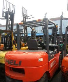 太仓二手合力叉车图片5吨合力叉车价格,二手物流搬运设备;