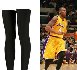 厂家直销 专业篮球足球护腿护膝 运动护腿套裤袜加长护小腿 加绒