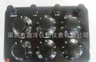 批发直销;直流电阻箱 电阻器上海2厂ZX21