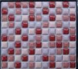 Mosaic【魔克】紅紫釉面糖果陶瓷馬賽克-馬賽克瓷磚建材-內墻裝修;