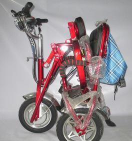 鑫旭洋轻便型电动三轮车 红色小巴士电动三轮车 老年人电动三轮车;