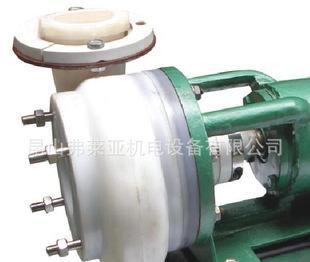 FSB fluorine plastic centrifugal pump corrosion pump chemical pump concentrated sulfuric acid pump