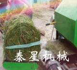 供应专业农业机械场上作业打捆包膜机 厂家销售青贮打捆包膜机;