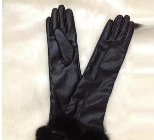 厂家直批热卖 精美制造 新颖构造 性感欧美加绒 时尚防晒防护手套