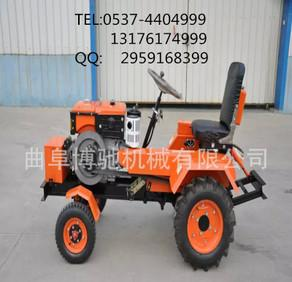 果园管理机 微型小四轮拖拉机 小四轮拖拉机;