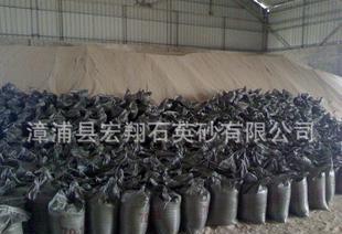 대량 공급을 석영 주물모래 샌드블라스트 표준 모래 품질 보증