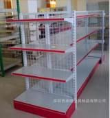 超市便利店商场货架单面双面商品架超市货架金属展示架商超设备;