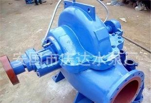 Factory direct supply of single stage double suction centrifugal pump in large water conservancy project, irrigation drainage