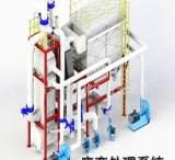 新型材料岩棉加工生产设备 自主研发A级防火岩棉板生产设备MZ;