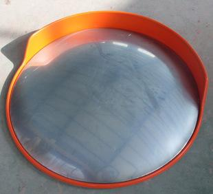 80cm wide-angle lens convex corner mirror mirror turning traffic safety and traffic facilities direct collision mirror