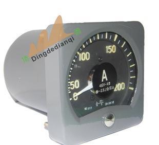各种船用仪表 广角表45D1电流表150/5A 老型号表 火车仪表;
