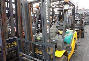 莱阳市二手物流设备二手叉车,莱州市二手物流设备二手叉车;