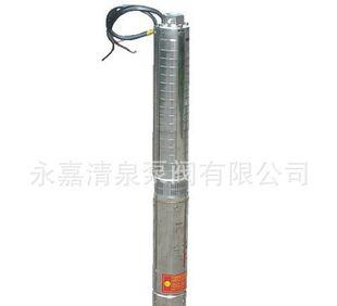 The supply of high-quality QJ series stainless steel pump submersible pump deep well pump stainless steel spring