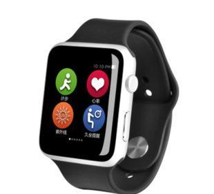 MO watch新款智能手表手机 完美兼容蓝牙信息推送安卓苹果iOS系统;