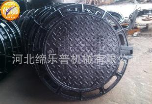河北厂家供应D400铸铁井盖,批发高质量铸铁井盖;