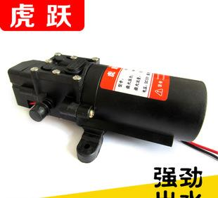 The new 12 electric sprayer pump reciprocating pump diaphragm pump special intelligent pressure pump manufacturers selling