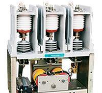 Permanent magnet high voltage vacuum contactor CKG4Y-160A/12KV