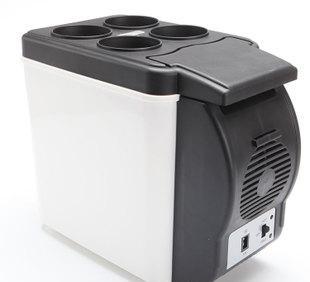 Car refrigerator portable vehicle 6L refrigerator insulation box 12V and mini fridge