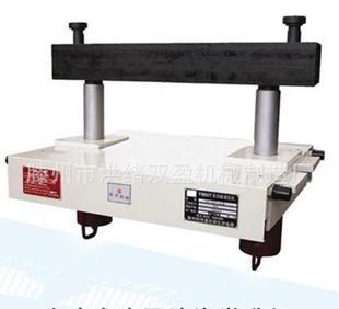 Tengzhou manufacturers selling mobile waste lifting machine bus maintenance special two column lifting machine