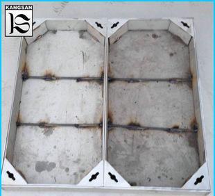 厂家批发 不锈钢窨井隐形井盖 防盗绿化不锈钢隐形井盖;