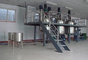 供应涂料成套设备 涂料生产设备 涂料生产线 化工机械;