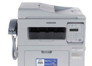 三星 samsung SCX-3401FH 激光传真多功能一体机 3401打印机 正品;