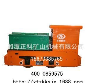 优质热销矿山机械 CTY5/6GB防爆蓄电池电机车 煤矿设备牵引机车;