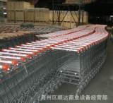 大量供应 折叠购物车 超市手推车 超市专用购物车 日式购物车;