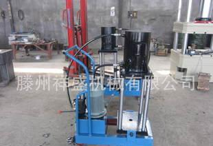 Vehicle maintenance equipment to replace the vertical machine 100 tons hydraulic vertical machine Tengzhou automobile insurance