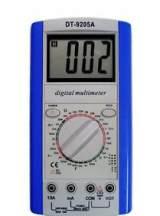 DT-9205A万用表,仪器仪表, 数字万用表 厂家直销;