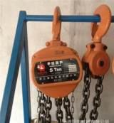 【专业批发】供应起重装卸设备 双鸟手拉葫芦20T*6M;